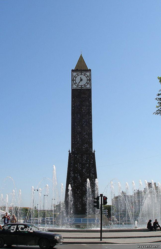 Тунис-столица
